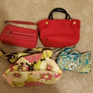 4 purses